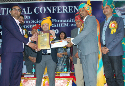 International Conference held at SKD University